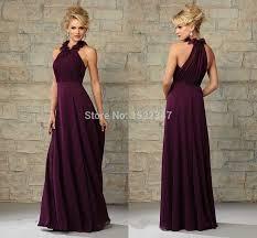plum wedding dresses best 25 plum bridesmaid dresses ideas on eggplant