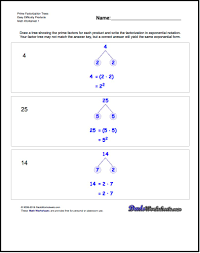 greatest common factor worksheets 6th grade math word problems