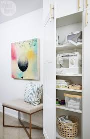 laundry room storage design ideas