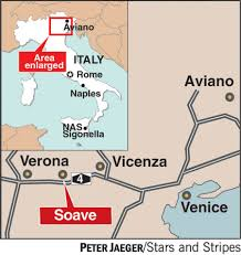 Aviano Italy Map by Soave If City Walls Could Talk They U0027d Tell Of Thwarting Invaders