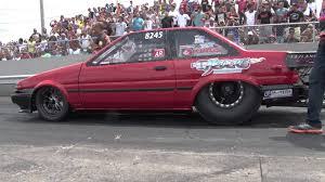 is toyota american nyce1s el humilde 2jz toyota corolla pan american nationals