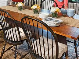 Dining Room Awesome Pb Classic Leather Chair Cushion Pottery Barn - Dining room chair pillows