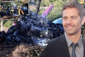 burned charred dead body pictures of actor paul walker after car crash