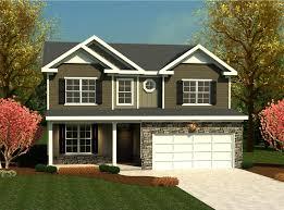 bradford ii home builders in augusta ga