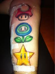 25 trending super mario tattoo ideas on pinterest nintendo