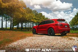 porsche cayenne all black prior design porsche cayenne adv10r m v2 sl gloss black