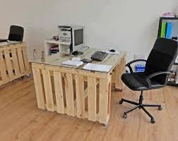 recyclage mobilier bureau diy pallet desk jpg 600 475 pixels architecture