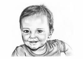 pencil sketch portraits new baby portrait sketches