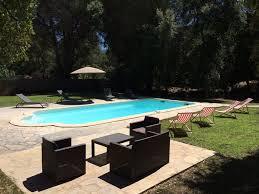 chambre avec piscine priv villa 120m belles prestations calme piscine privée 4 chambres