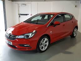 vauxhall astra automatic used lava red vauxhall astra for sale lincolnshire
