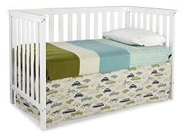 Convertible Crib Bed Storkcraft Rosland 3 In 1 Convertible Crib White Baby Cribbed