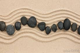 what is a zen garden with pictures