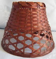 Clip On Ceiling Light Bulb Shades by Wicker Lamp Shades Stunning Wicker Ball Lamp Shade That Glows At