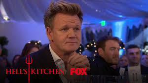 Hell S Kitchen Show News - gordon ramsay the contestants attend an award show season 17 ep