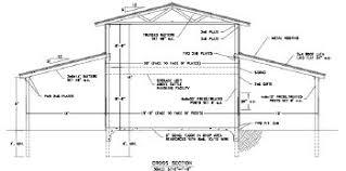 Pleasurable Ideas Barn Building Plans Free 9 Free Pole Barn Plans Building Plans Barn