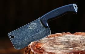 esee kitchen knives esee s expat cleaver gets some from outside magazine the