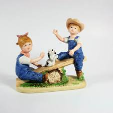 home interior porcelain figurines best homco home interiors vintage products on wanelo