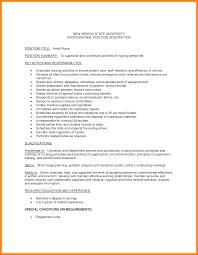 Job Description Nanny 12 Letter Of Recommendation For Nurse Nanny Resumed