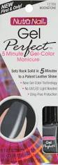 nutra nail gel perfect 5 minute gel color manicure walmart com