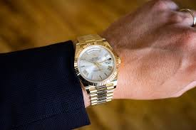 in depth conspicuously consumed the rolex day date in 36mm and