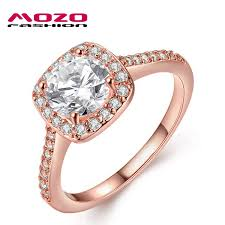 rose zircon rings images Cheap rose zircon ring find rose zircon ring deals on line at jpg