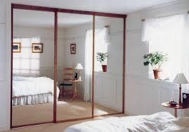 Single Mirror Closet Door Unique Single Closet Doors With Aluminium Framed Sliding Water