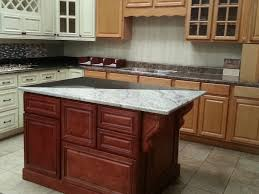 we saved these customers over half on kitchen cabinets