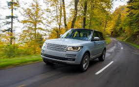 luxury land rover 2017 land rover range rover news reviews picture galleries and