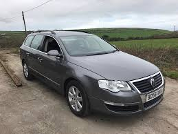 volkswagen passat se 2 0 tdi grey estate 2007 diesel in newquay