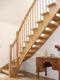 staircase wall decor house stairs with wooden treads design ideas home and decor loversiq