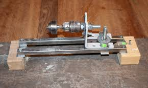 Mini Bench Grinder The Shed And Beyond Homemade Mini Lathe