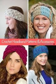 crochet hairband free crochet headband patterns crochet headband pattern