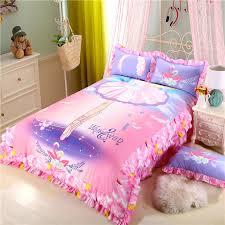 Ballet Comforter Set Aliexpress Com Buy White Swan Kids Bedding Set For Girls Bed