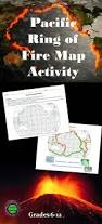 Ring Of Fire Map Ring Of Fire Map Activity Activities Students And Ring