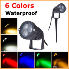 2018 10x 110v 220v 3 3w outdoor led garden l rgb warm white cold