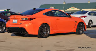 lexus rcf orange wallpaper best of awards 2015 lexus rc f review in 3 videos 170 photos