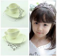 hair accessories online india baby toddler princess floral tiaras for birthday