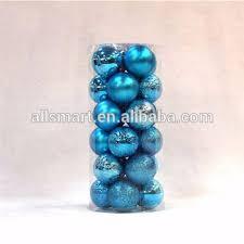 wholesale 7cm shatterproof ornaments cheap plastic