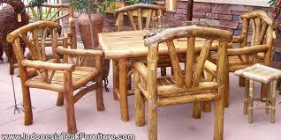 Wood Patio Furniture Sets Teak Patio Furniture Sets Laura Williams