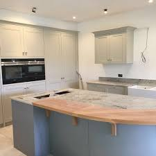Kitchen Island Worktop by Curved Kitchen Island Mtd