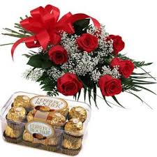 online flowers dubai in the name of flower delivery 6 roses 200g