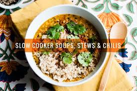 slow cooker soup stew u0026 chili recipes oh my veggies