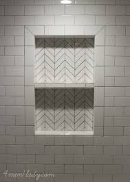 Subway Tile Ideas For Bathroom by Best 25 Shower Tile Patterns Ideas On Pinterest Subway Tile