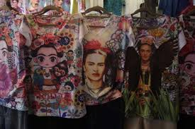 frida kahlo t shirts and brow trends misunderstand the racked