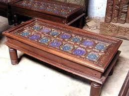 antique centre table designs center table design images cello oscar center table sandalwood