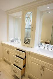 Toronto  Thornhill Bathroom Design  Renovation Vanity Cabinets - Toronto bathroom design