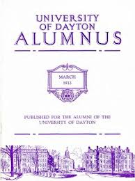 broschã re design the of dayton alumnus march 1932 by ecommons issuu
