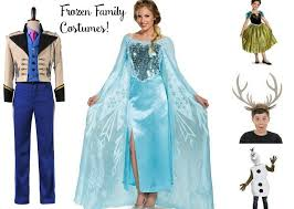 frozen costume 2017 disney frozen costumes for the whole family