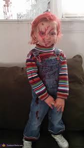 chucky costume toddler chucky costume ideas for