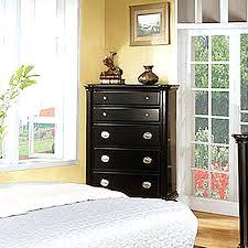 dressers citi black 5 drawer tallboy 5 drawer dresser chest